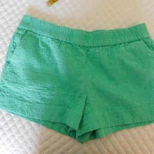JCrew pull on boardwalk shorts size 10